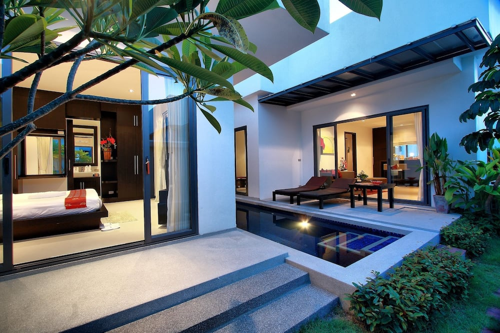 2 bedroom pool villa - 대표 사진