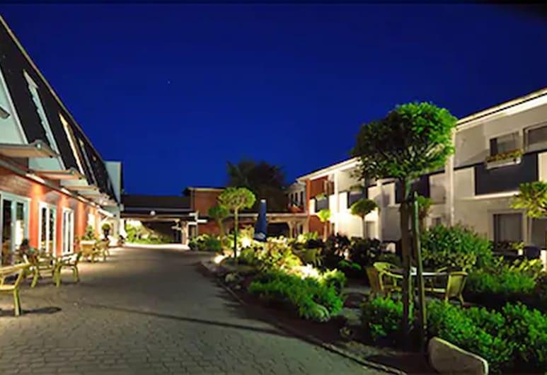 Hotel am Schlosspark, Husum, Terrenos del establecimiento