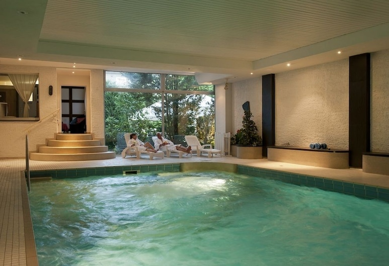 Landhotel Sauerländer Hof, Eslohe, Indoor Pool