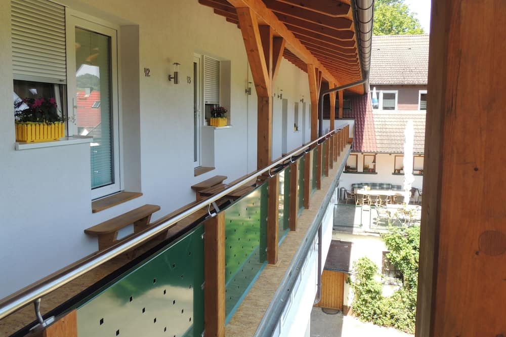 Family Room, 2 Bedrooms (For 6 People) - Balcony