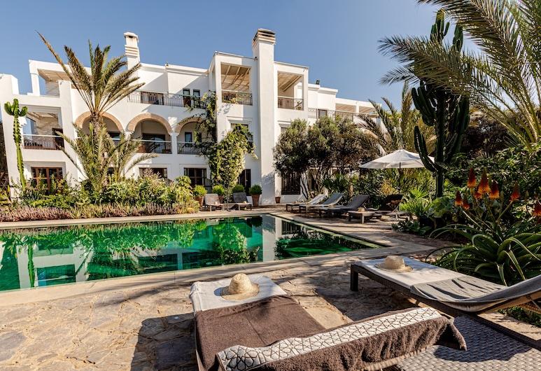 Riad Villa Blanche, Agadir, Hotel Front