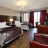 ห้องเอ็กเซกคิวทีฟ, เตียงใหญ่ 2 เตียง, ระเบียง - ห้องนั่งเล่น