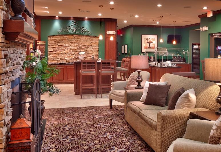 Staybridge Suites Omaha 80th And Dodge, Omaha, Lobby lounge
