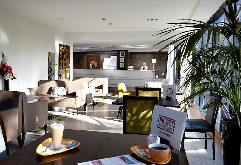 Holiday Inn Bristol City Centre, בריסטול, לובי