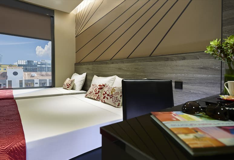 Hotel 81 Orchid, Singapore, Triple Room, Guest Room