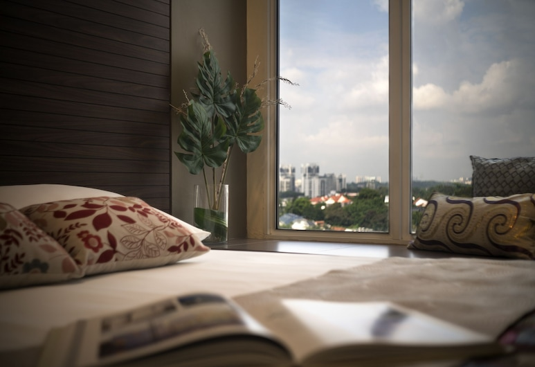 Value Hotel Thomson (SG Clean), Singapore, Triple Room, Guest Room