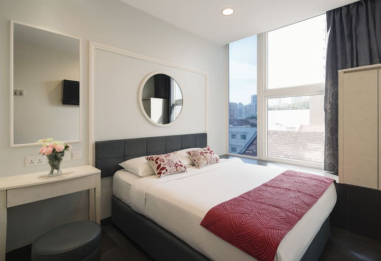 Value Hotel Balestier, Singapore, Superior Room, 1 Queen Bed, Guest Room
