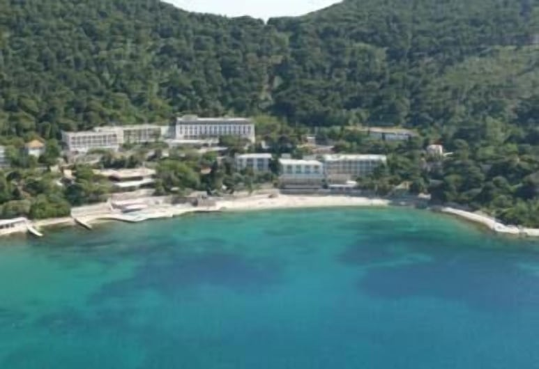 Villa Micika, Dubrovnik, Praia