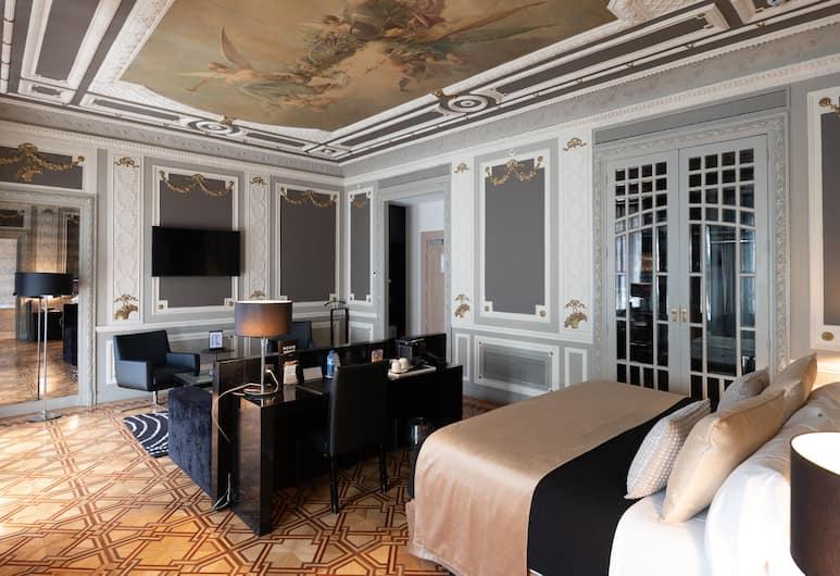 Hotel Catalonia Atocha, Madrid, Junior-Suite, Zimmer