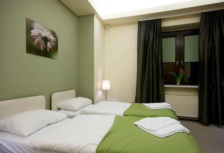 Hostel Helvetia Plus, Varsovie, Chambre