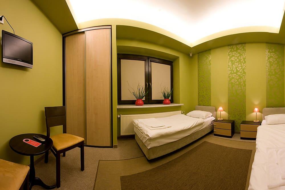 Pokój standardowy, 2 łóżka pojedyncze, wspólna łazienka - Pokój