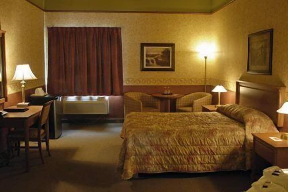 Tek Büyük Yataklı Oda, Sigara İçilmez - Oturma Alanı