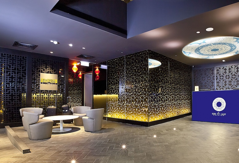 The Porcelain Hotel by JL Asia, Singapore, Lobby Sitting Area