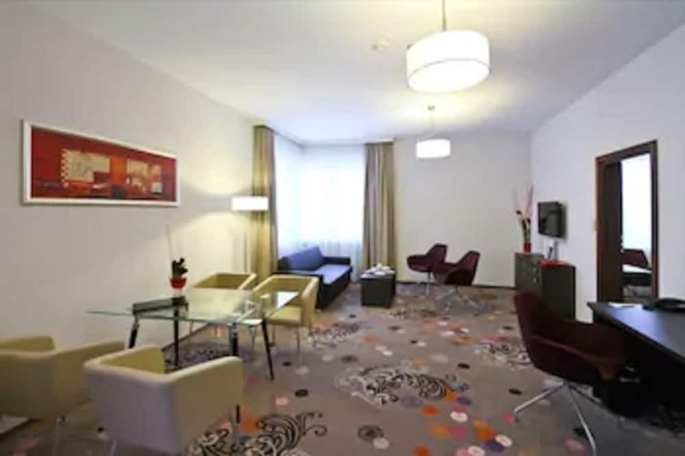 Departamento (2 people) - Sala de estar