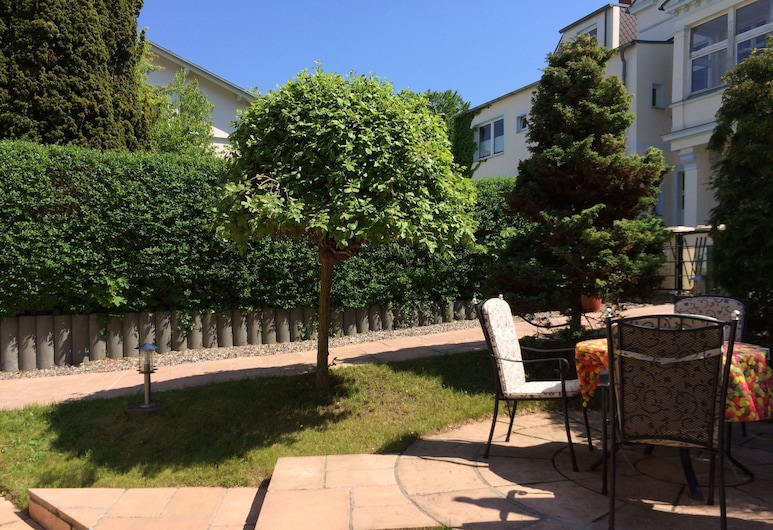 Hotel Arte Vita, Heringsdorf, Terrass