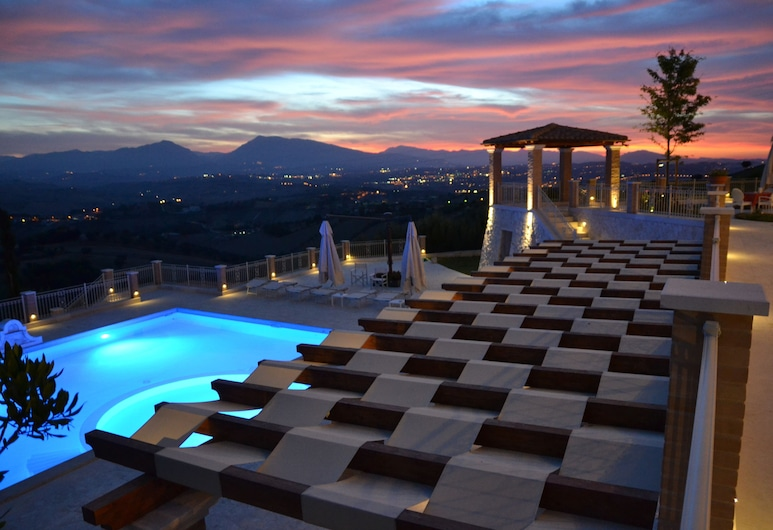 Incantea Resort, Tortoreto, View from property