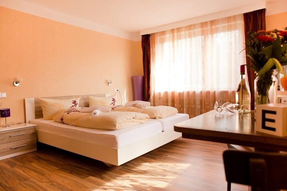 Habitación doble Confort, 1 cama Queen size, baño privado - Imagen destacada