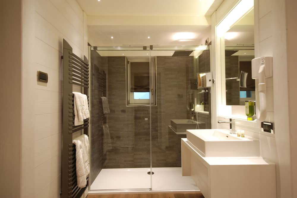 Suite (White) - Salle de bain
