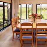 Шале, 3 спальні, для некурців - Обіди в номері