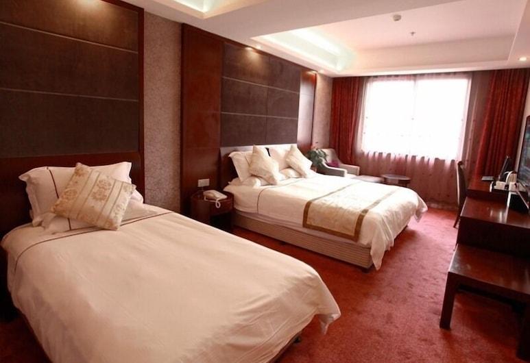 GreenTree Inn Zhejiang Hangzhou West Lake Avenue Business Hotel, Hangzhou, Zimmer