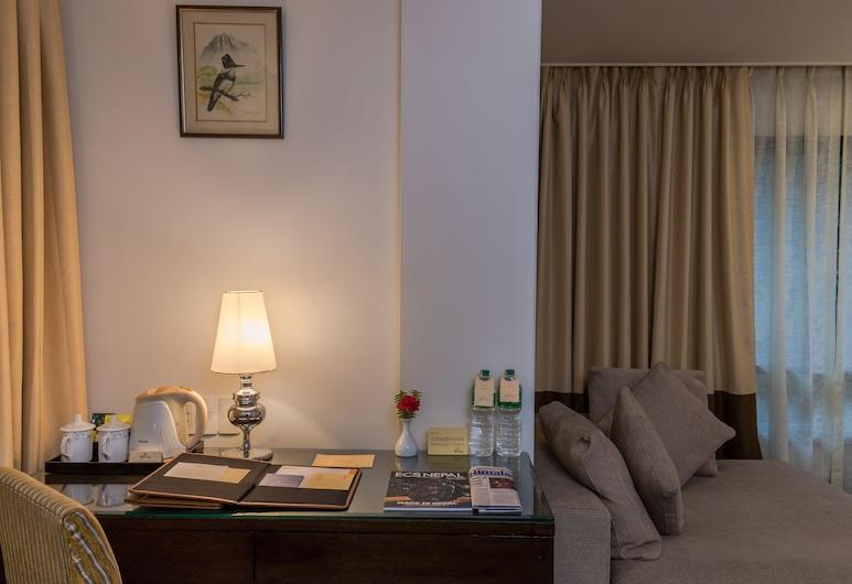 喜瑪拉雅酒店, 勒利德布爾, 普通客房, 客廳