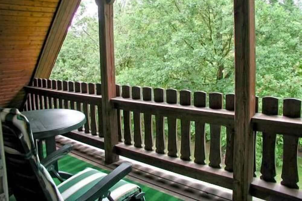 Lägenhet Comfort - terrass (indoor swimming pool) - Balkong