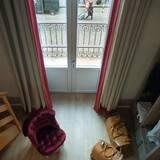 Vierpersoonskamer, uitzicht - Woonruimte