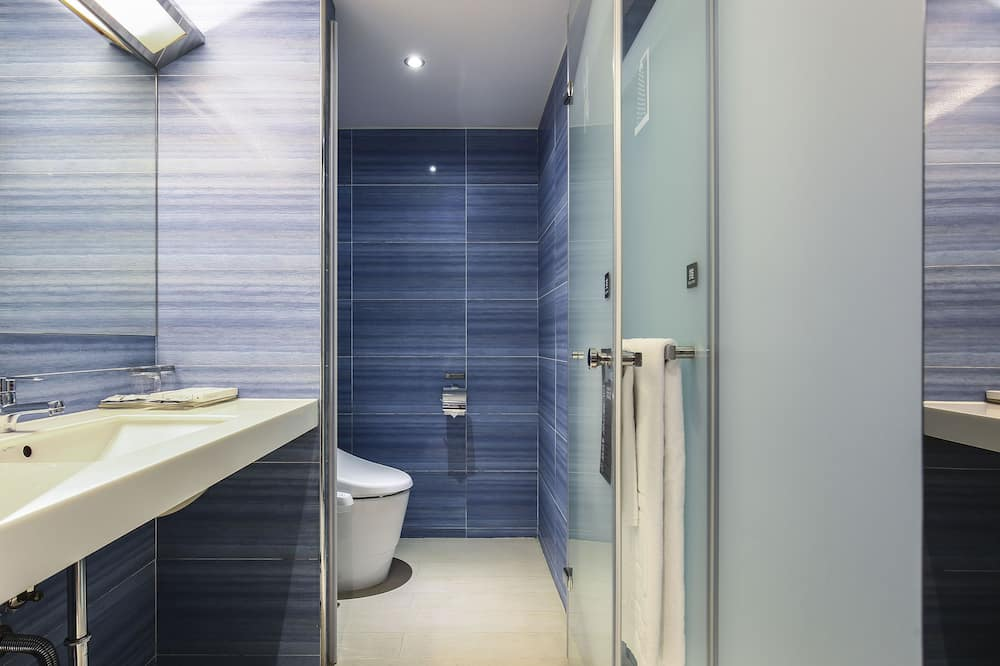 豪華客房 - 浴室