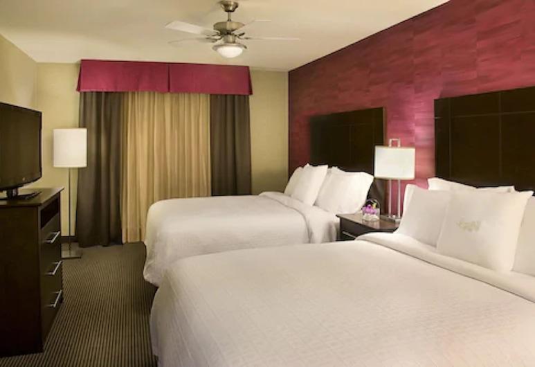 Homewood Suites by Hilton Toronto Vaughan, Vaughan, Suite, 1 habitación, para no fumadores, Habitación