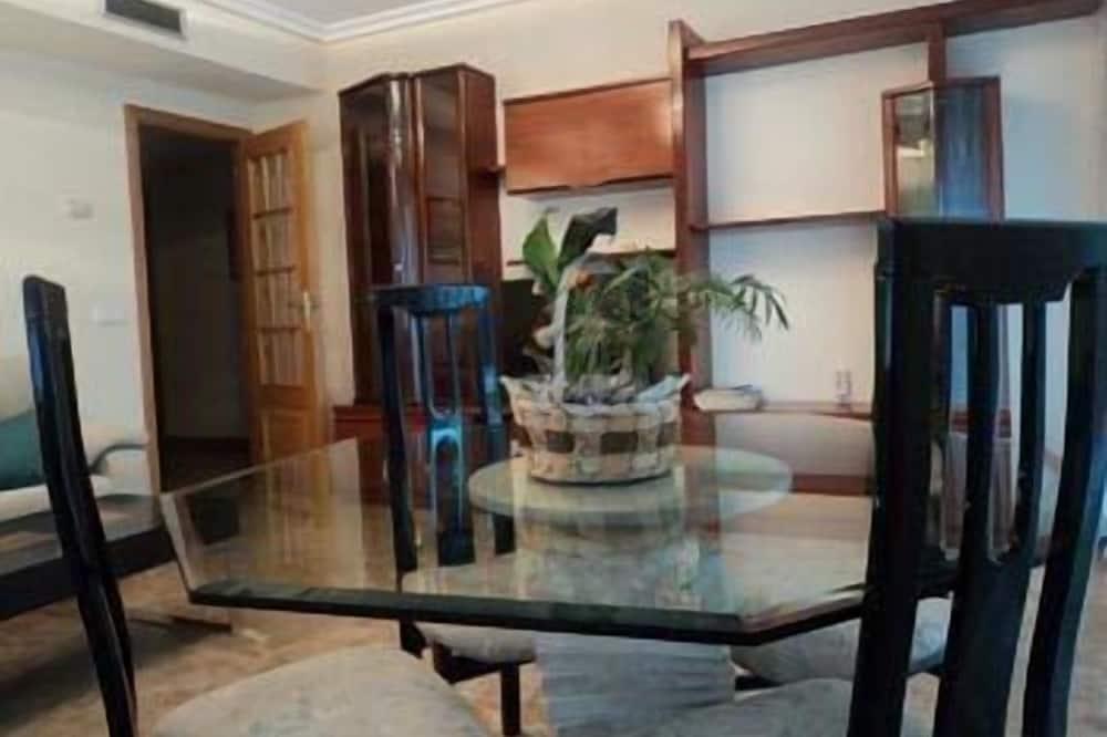 Apartment, 3Schlafzimmer (6 People) - Essbereich im Zimmer