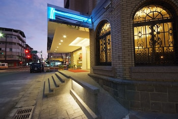 Picture of THE METRO HOTEL,TAIPEI  in Taipei