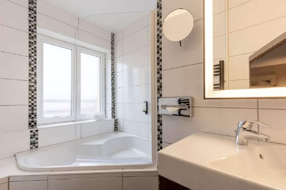 Quarto Executivo, 1 cama queen-size, Não-fumadores (Twin bed on request) - Casa de banho