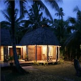 Paaugstināta komforta bungalo (Fale) - Balkons