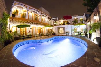 Queretaro bölgesindeki Quinta Río Boutique Hotel resmi