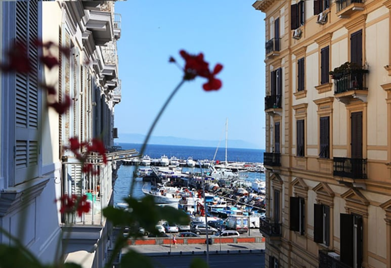 H Rooms Boutique Hotel, Napoli, Dobbeltrom – superior, 1 soverom, balkong, Balkong