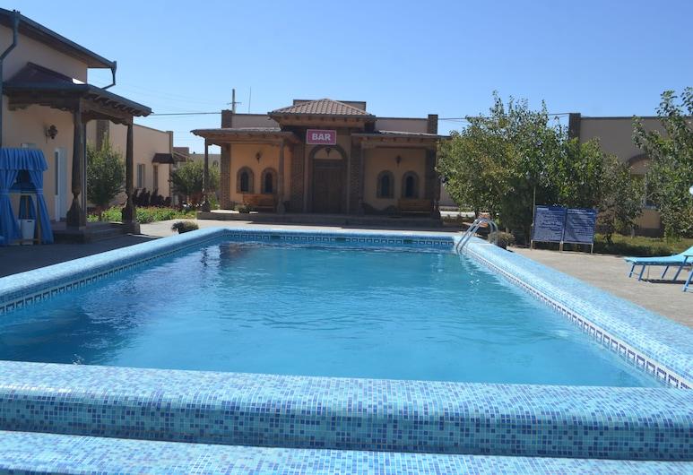 Гостиница Asia Khiva, Хива, Бассейн