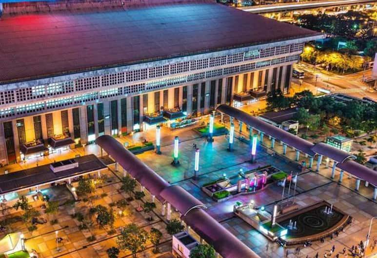 台北天成大飯店, 台北市, 高級單人房, 客房景觀
