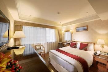 台北、コスモス ホテル 台北 (台北天成大飯店)の写真