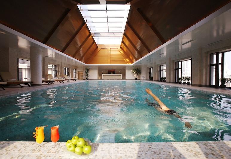 上海外灘浦華大酒店, 上海市, 室內泳池