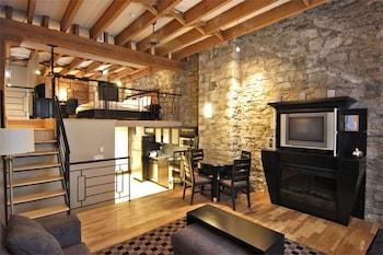 Fotografia hotela (Lofts du Vieux-Port) v meste Montreal