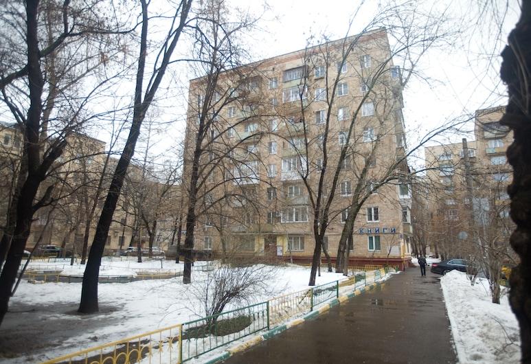 Kvart Apartments Belorusskaya, Moskova, Majoitusliikkeen julkisivu