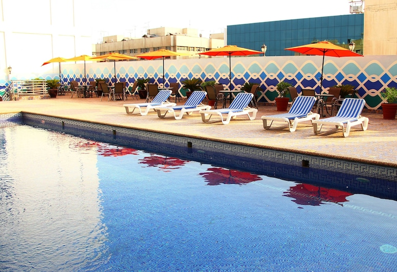 Bahrain International Hotel, Manama, Aerial View