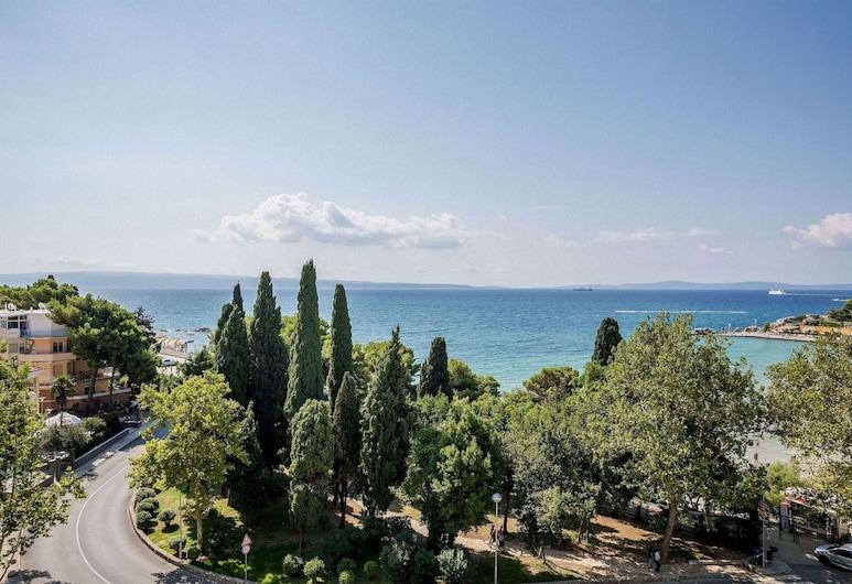 Hotel Park, Split, Habitación doble, vista al mar, Vista a la playa o el mar
