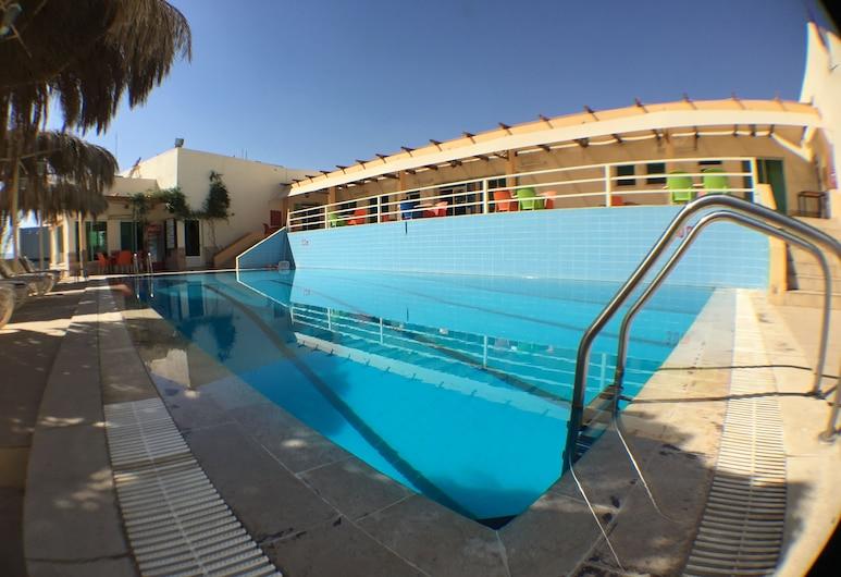 Red Sea Dive Center - Hotel & Dive Center, Aqaba, Alberca al aire libre