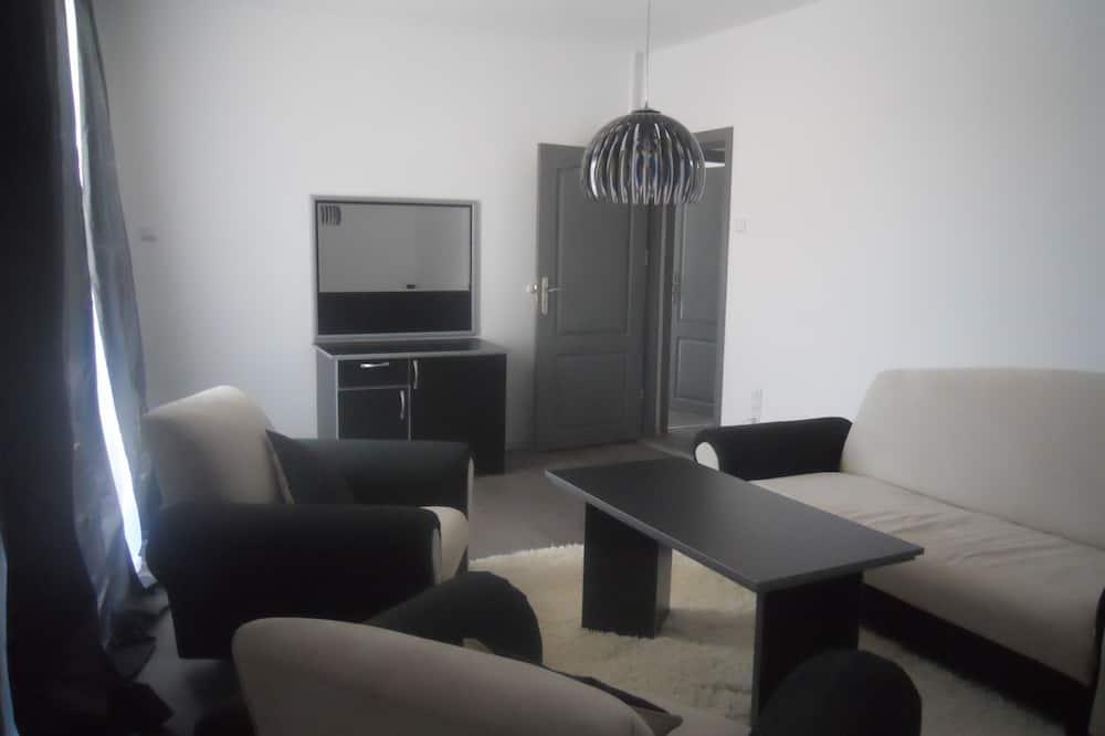 Family Suite, Balcony, Sea View - Ruang Tamu