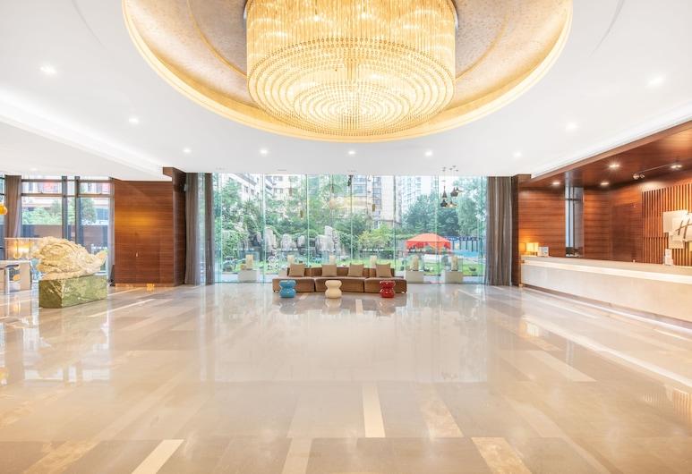 Holiday Inn Express Dongzhimen, Beijing, Vestíbulo