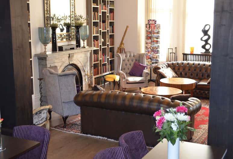 1 Lexham Gardens Hotel, Londen, Binnenkant hotel