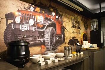 台北富裕自由商旅-建北館(比堤商旅)的相片