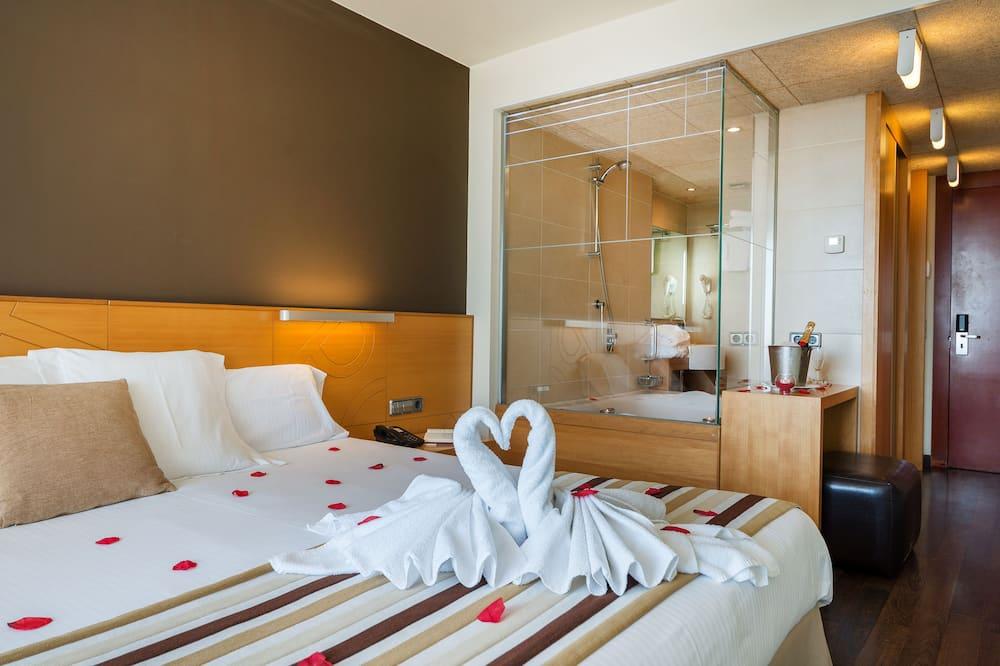 Phòng đôi Tiêu chuẩn, Bồn tắm thủy lực - Bồn tắm spa riêng