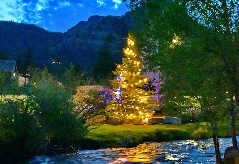 Murphy's River Lodge, Estes Parkas, Išorė
